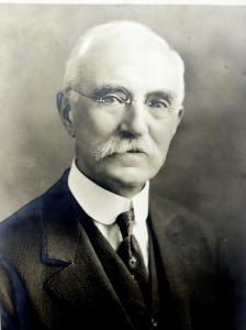 Egbert T. Bush in the 1920s