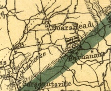1839 USGS Map