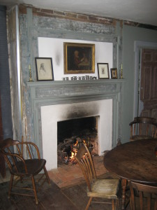 Interior of Anderson's Tavern