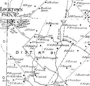 Beers Atlas 1873