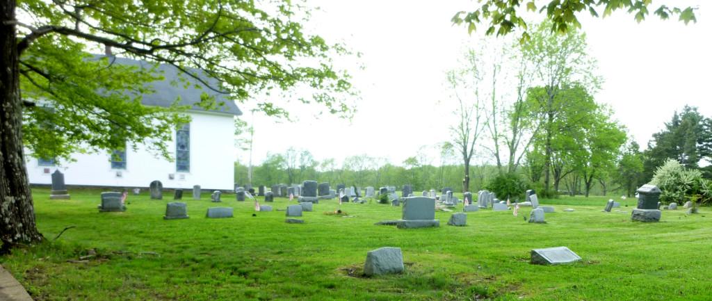 Locktown Christian Church Cemetery