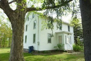 The Parsonage for the Locktown Christian Church