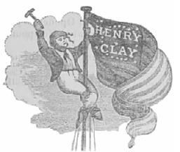 Illustration from the Hunterdon Gazette, Feb. 8, 1844