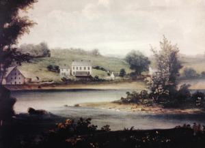 View of Prallsville by Thomas Whitley