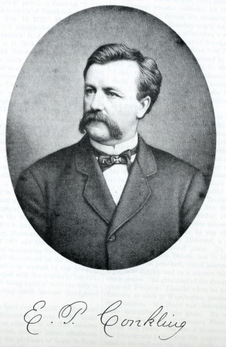 Edw. P. Conkling, Esq., from Snell's History of Hunterdon County