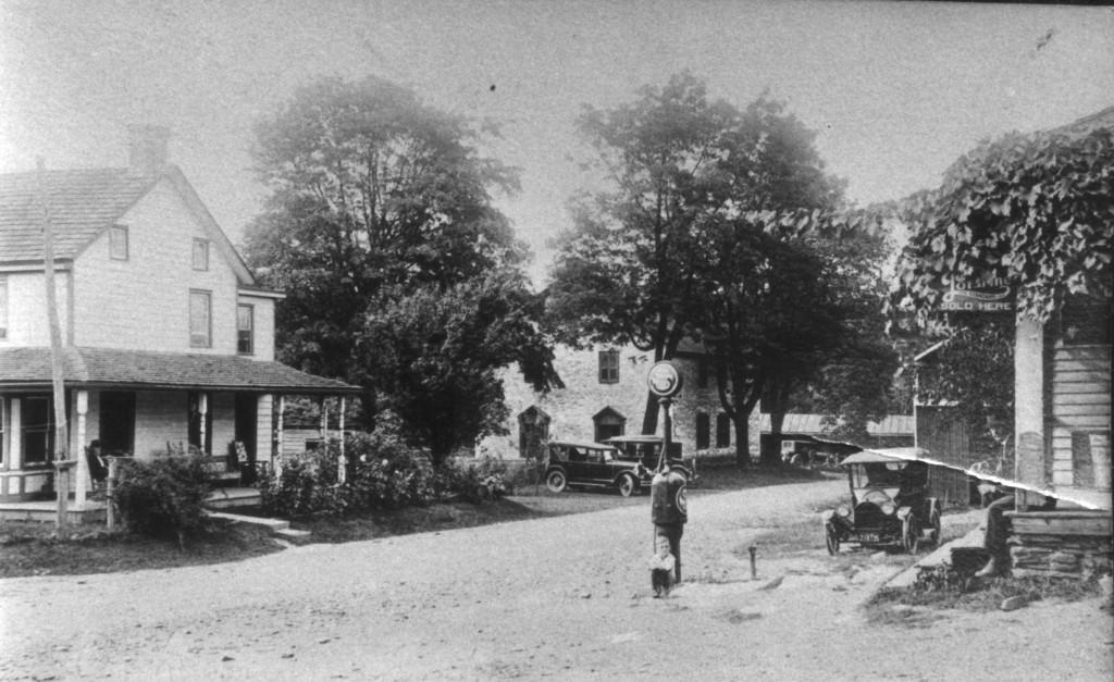 View of Locktown, c.1925