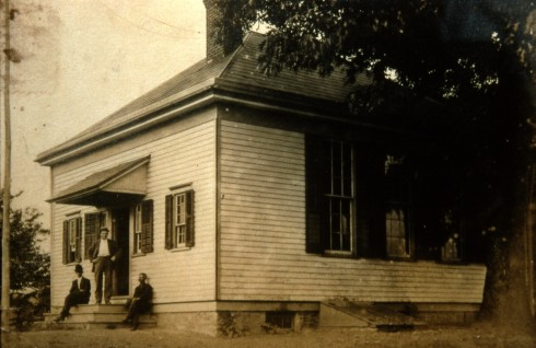The 1905 school house