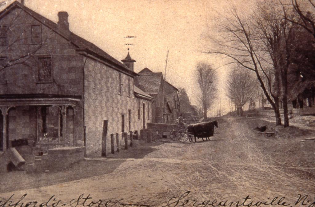 Sergeantsville c.1900