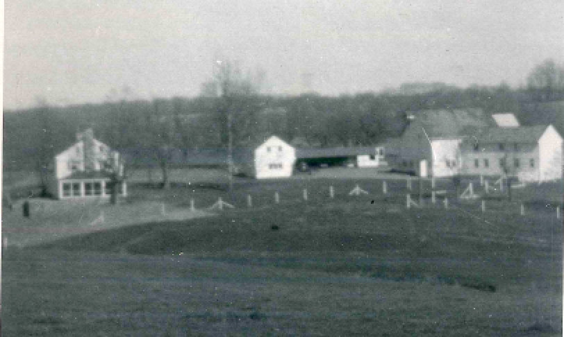 Unidentified Hunterdon County farm