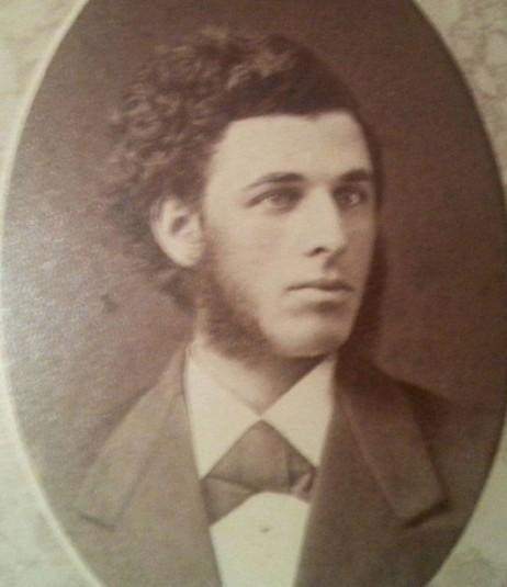 John Moore Woodward, age 24