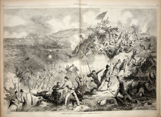 Battle of Vicksburg, from Google Images