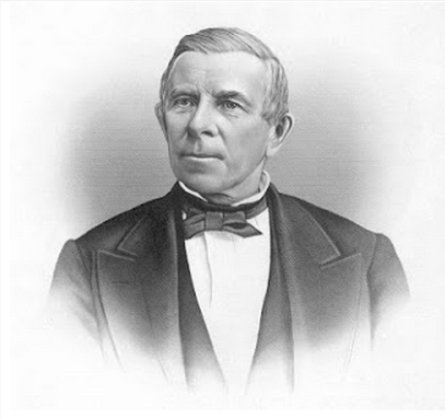Portrait of Mahlon Fisher