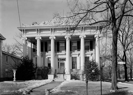 The Reading Mansion