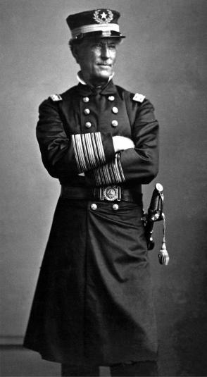 Adm. David Farragut, 1863 (from Wikipedia)