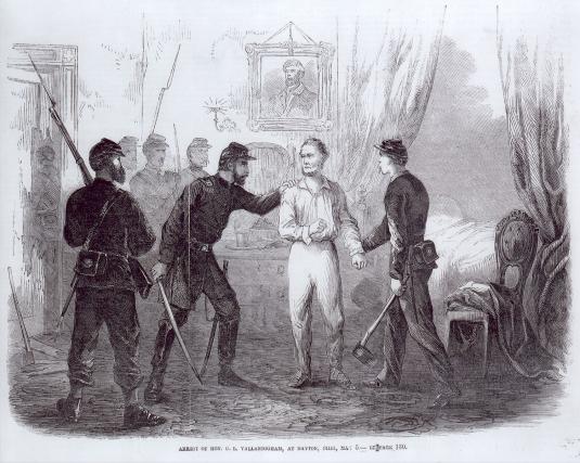 Arrest of Vallandigham