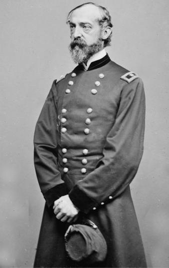 Gen. George G. Meade, by Mathew Brady