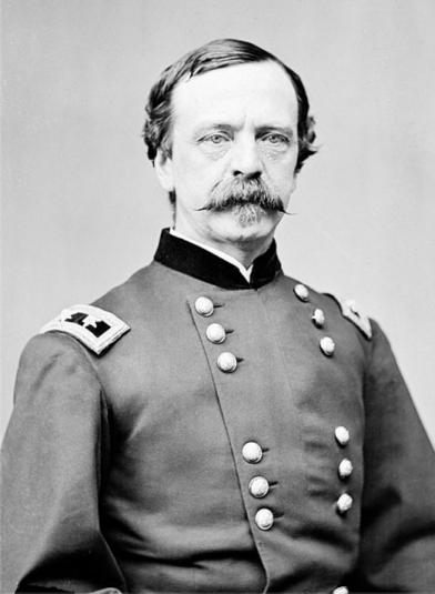 Maj. Gen. Daniel E. Sickles, c. 1862