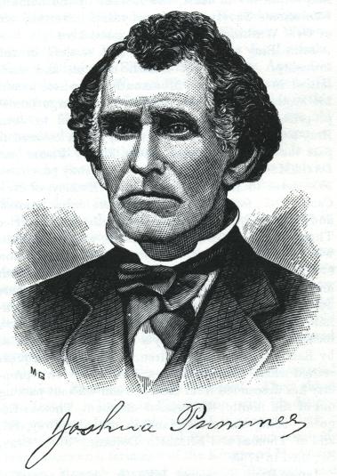 Rev. Joshua Primmer, from Snell's History of Hunterdon Co.