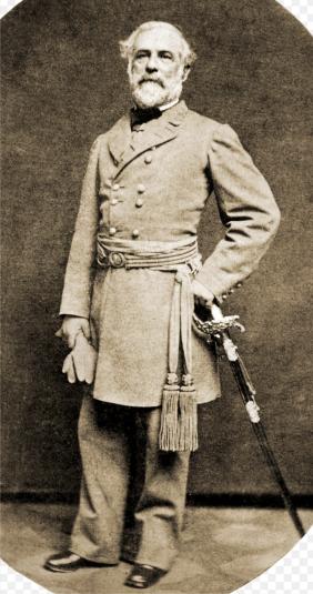 Robert E. Lee, 1863