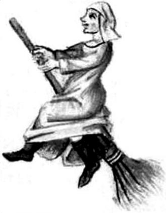 Much Mischief Was Blamed on a Witch – GOODSPEED HISTORIES