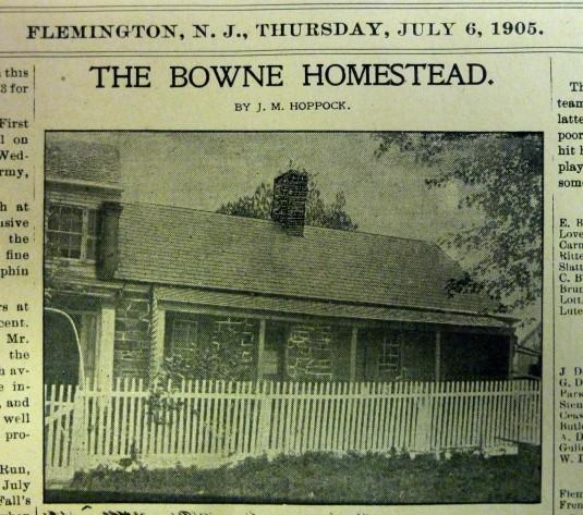 BowneHomestead