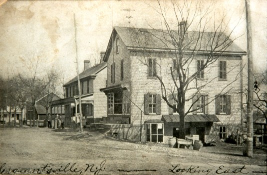 George Fisher's Harness Shop, Sergeantsville