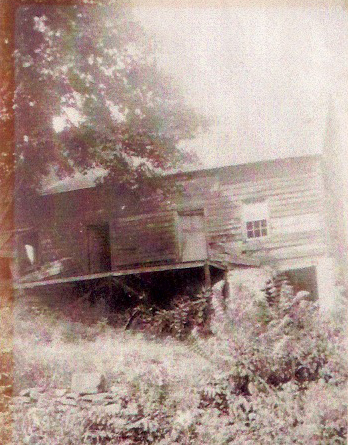 This house is believed to be the old Jacob Moore house, with its later additions.