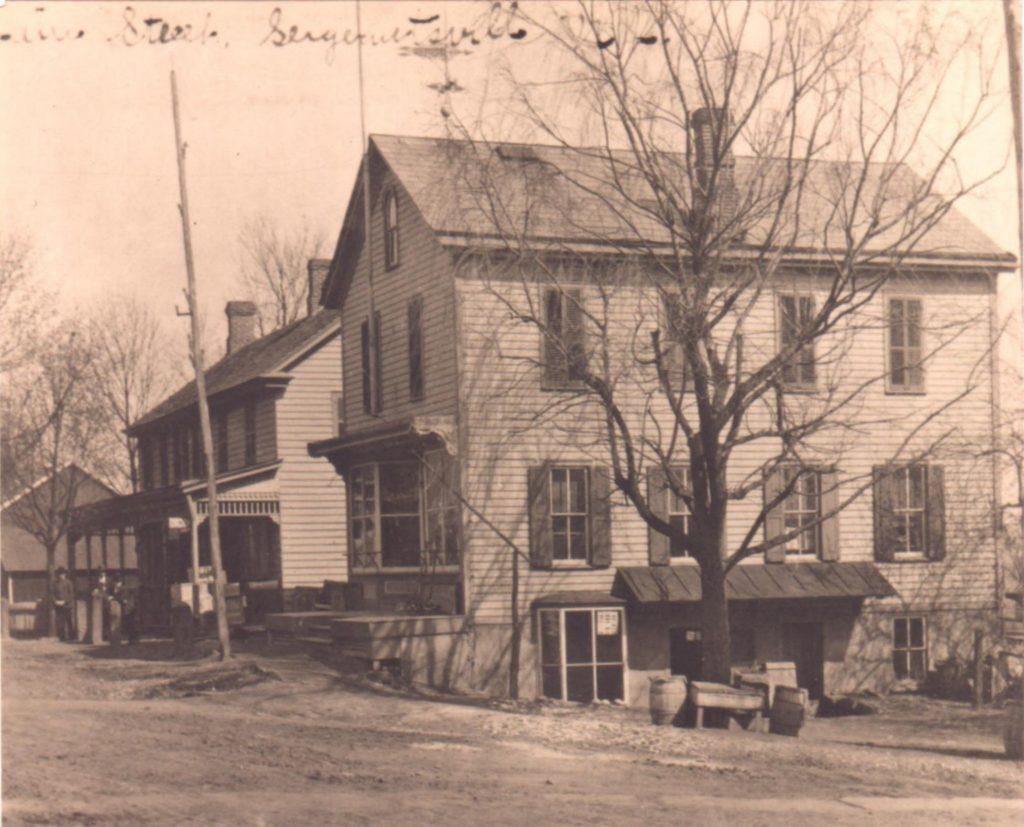 buy online 62270 a7419 A Sergeantsville History – GOODSPEED HISTORIES