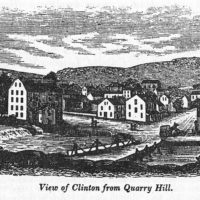 The Town of Clinton Is Born