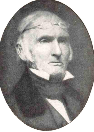 Archibald S. Taylor, portrait from Find-a-Grave, apparently taken from a Taylor genealogy.
