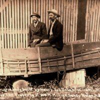 They Cut a Wagon in Half