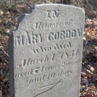 Gordon Mary 1